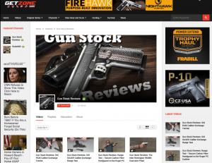 gunstock reviews on getzone.com