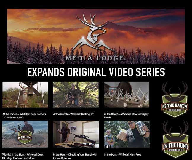 media lodge expands original video series